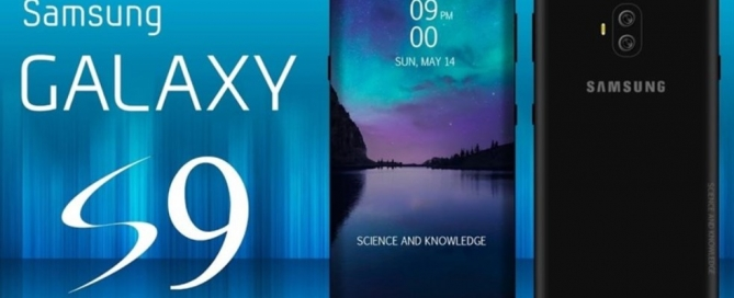 Samsung Galaxy S9 specification & release date around the world