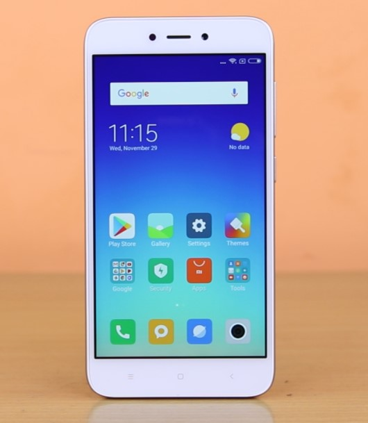 Xiaomi Redmi 5A - best smartphones under 10000