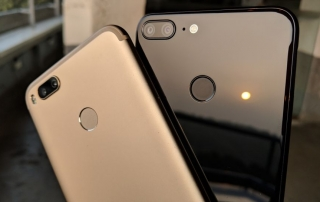 Honor 9 Lite vs Xiaomi Mi A1 specifications, camera