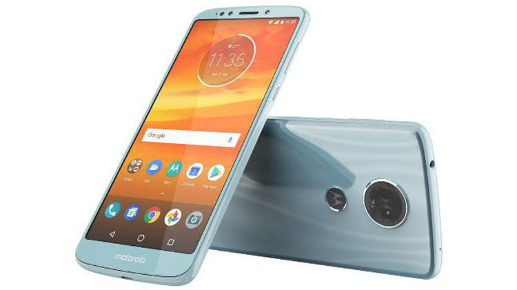 Moto E5 Plus Leaked Live Images Show off Dual Camera, 18:9 Display, Rear Fingerprint Sensor
