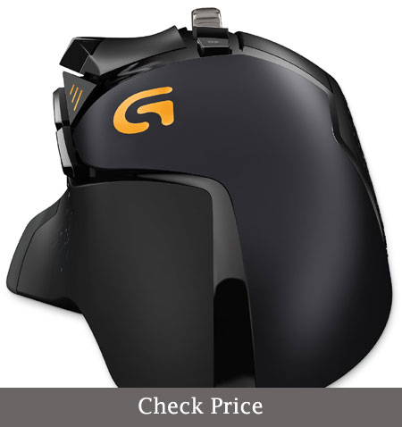 logitech g502 review - best gaming mouse 2018
